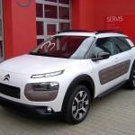 Výhodné ceny Citroën Praha