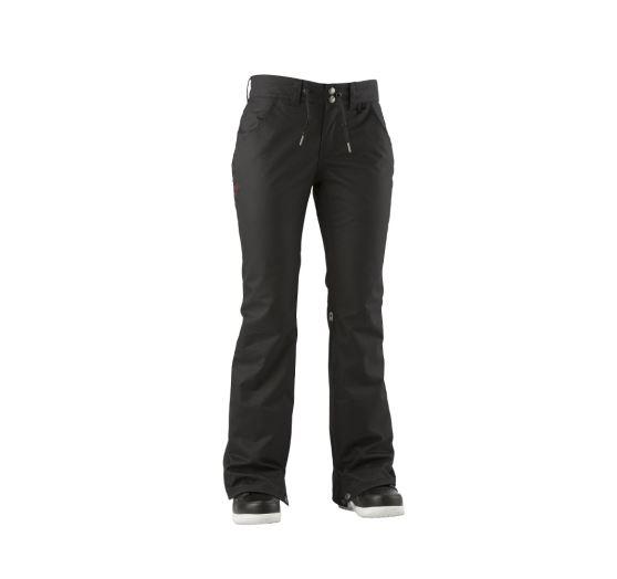 n1shop-Snowboardove-kalhoty_Dámské snowboardové kalhoty Airblaster Fancy Pants Black