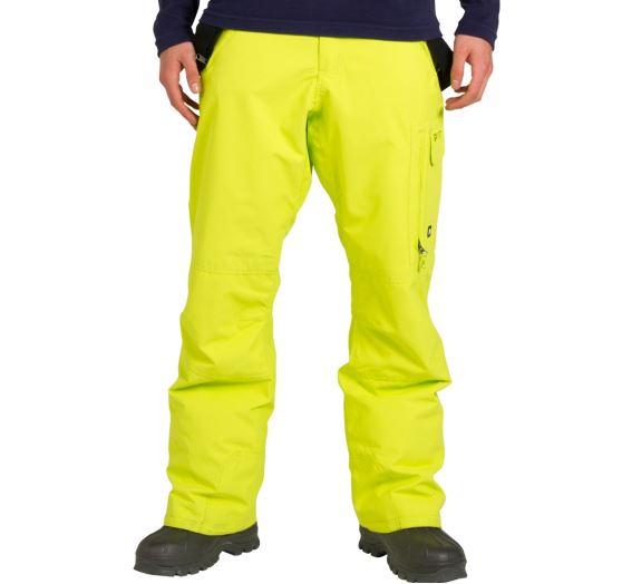 n1shop-Snowboardove-kalhoty_Pánské zimní kalhoty Protest DENYS snowpants Green Lime