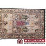 Hedvábný koberec rozjasní váš interiér