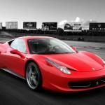 Jízda ve Ferrari se může stát skutečností