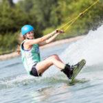 Wakeboarding jeden z nejpopulárnějších vodních sportů