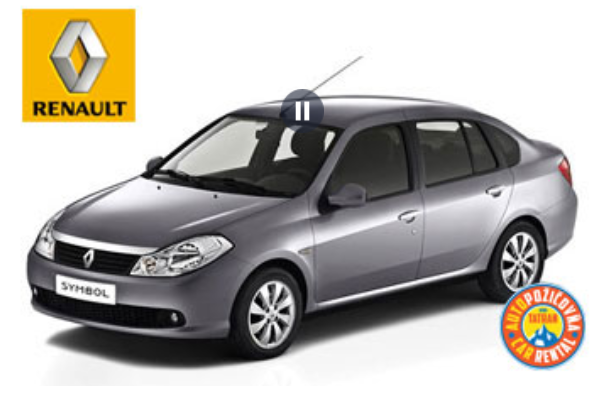 Car rental Poprad Renault