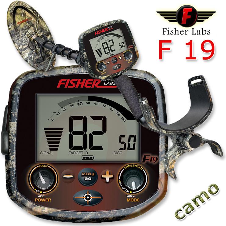 Fisher F19 Comb LTD