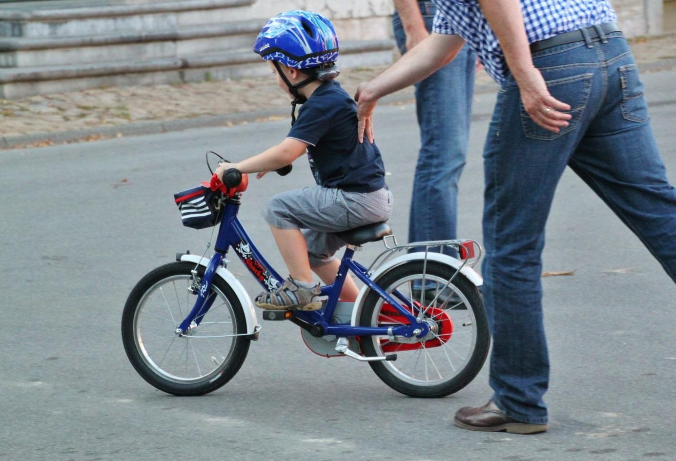 Kdy pořídit dítěti první kolo