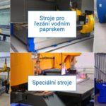 CNC stroje efektivita a presnost